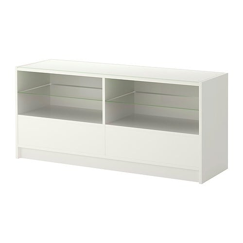 Home office furniture ikea - Console blanche ikea ...