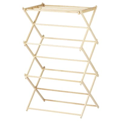 BORSTAD Drying rack, 64x40x105 cm