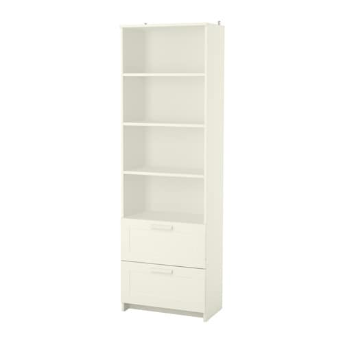 brimnes bookcase white ikea. Black Bedroom Furniture Sets. Home Design Ideas