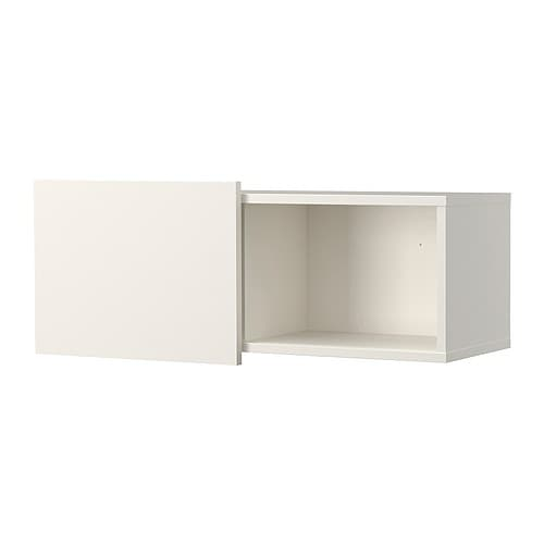 BRIMNES Wall Cabinet With Sliding Door