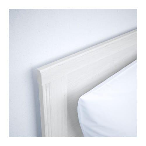 brusali bed frame double ikea - Brusali Bed Frame Review