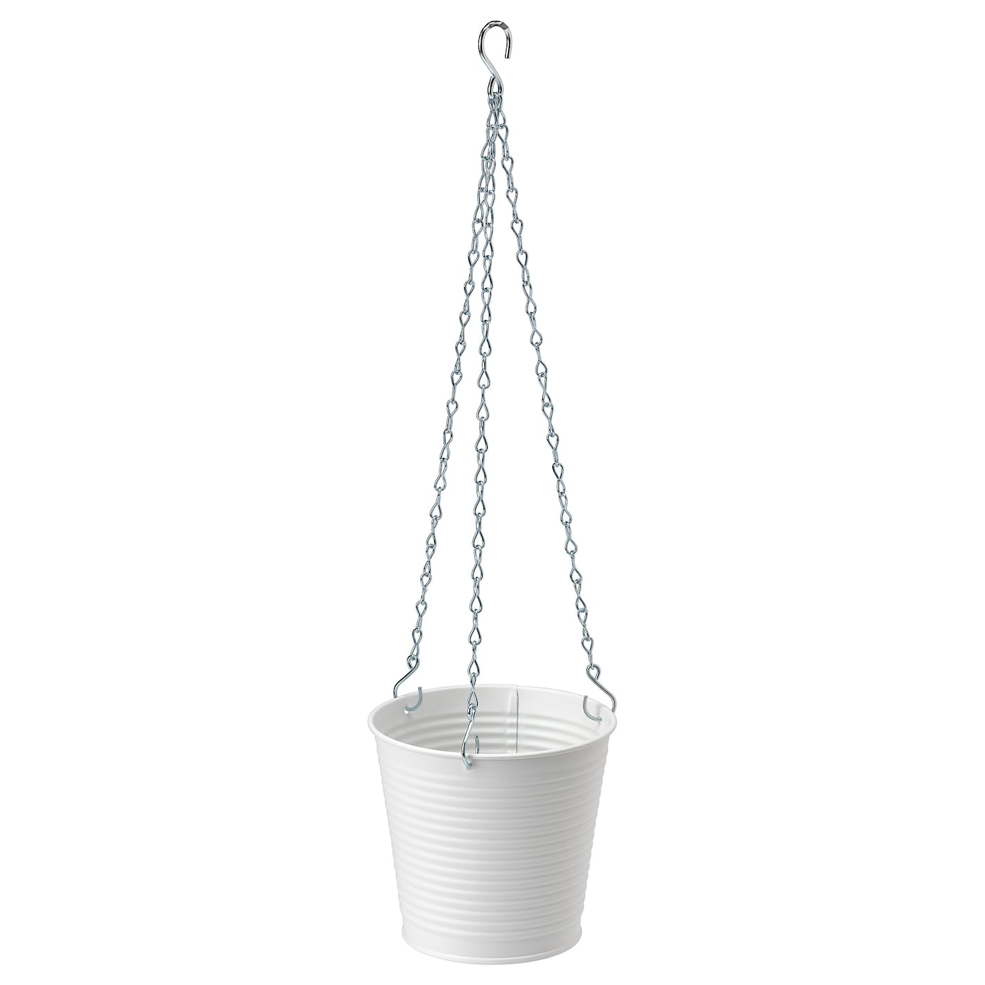 Cashewapple Hanging Planter In Outdoor White Ikea
