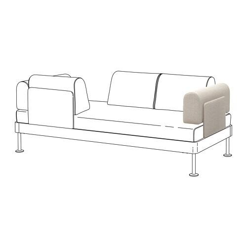 Magnificent Delaktig Armrest With Cushion Gunnared Beige Download Free Architecture Designs Scobabritishbridgeorg