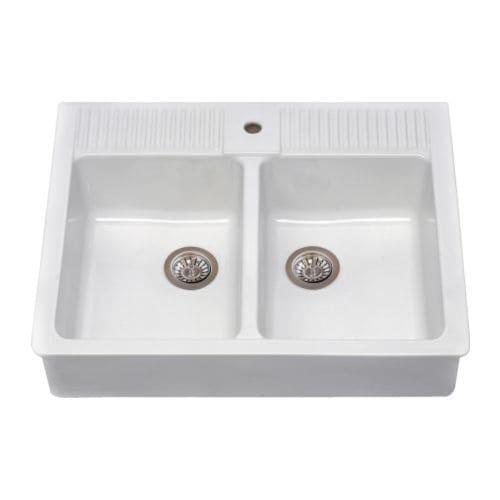 domsj double bowl ikea