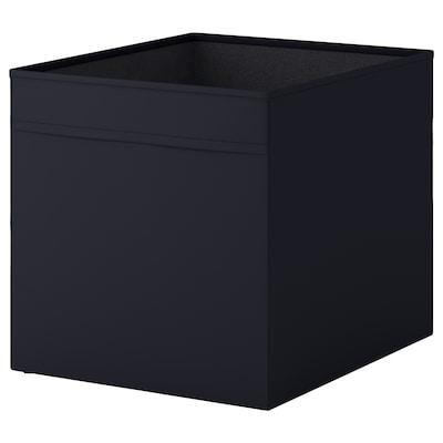DRÖNA box black 33 cm 38 cm 33 cm 1 pack