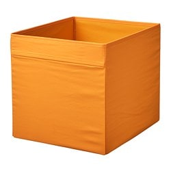 DRÖNA box, orange