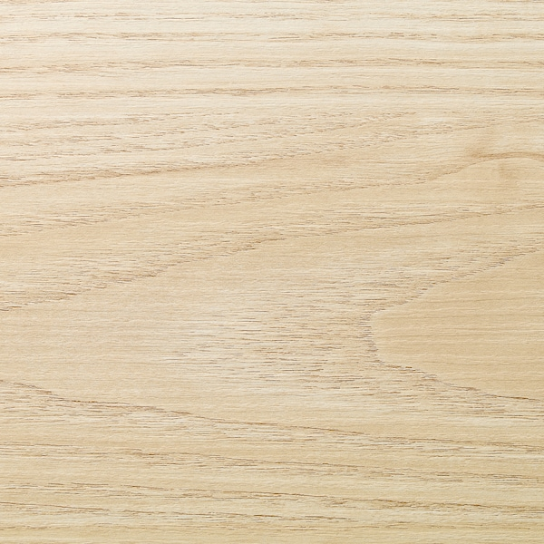 EKBACKEN Worktop, ash effect/laminate, 186x2.8 cm