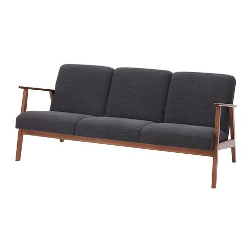 Eken 196 Set 3 Seat Sofa Ikea