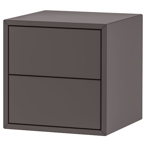 IKEA EKET Wall cabinet with 2 drawers