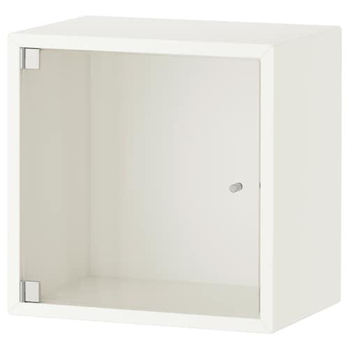 IKEA EKET Wall cabinet with glass door