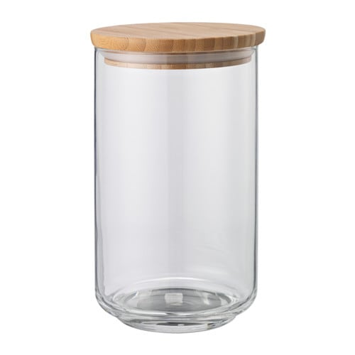 Eklatant Jar With Lid Ikea