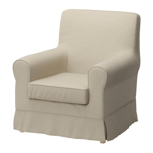 EKTORP JENNYLUND Armchair   Tygelsj u00f6 beige   IKEA
