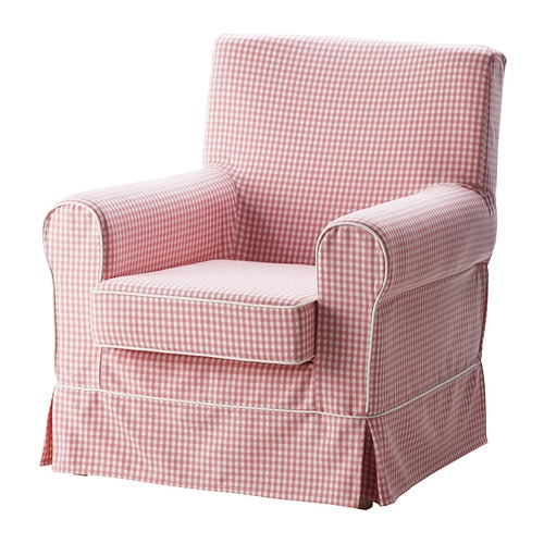 Fabric armchair ikea for Ikea sofa rosa