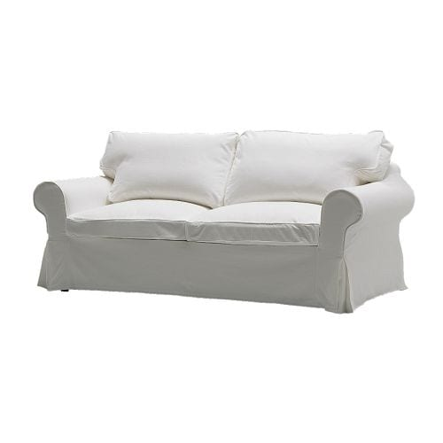 EKTORP Twoseat sofabed cover IKEA The cover is easy to keep clean as
