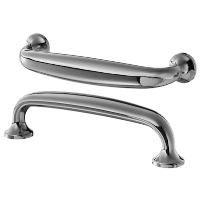 ENERYDA Handle, chrome-plated, 112 mm