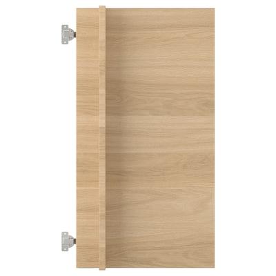 ENHET Corner panel, oak effect