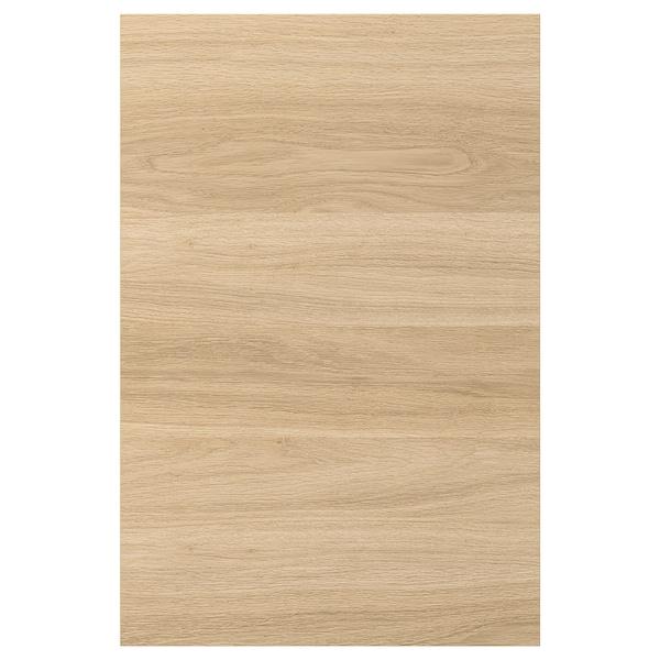 ENHET Door, oak effect, 40x60 cm