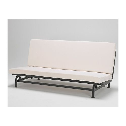 EXARBY Three seat sofa bed frame IKEA