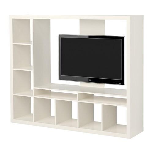 Sale alerts for Ikea EXPEDIT TV storage unit, white - Covvet