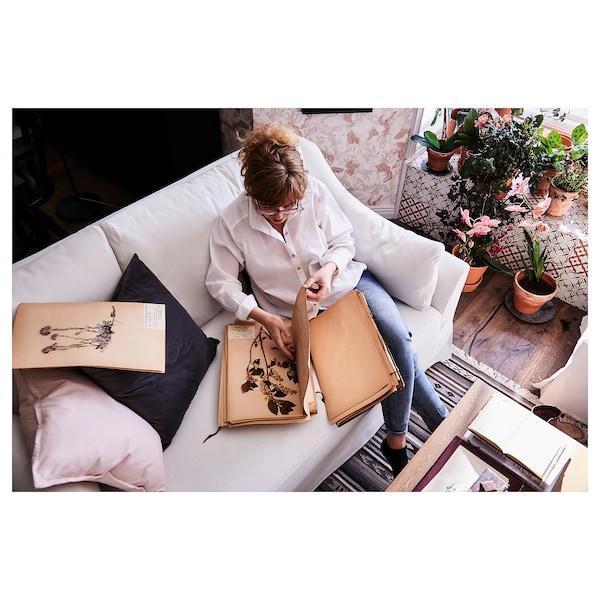 FÄRLÖV 3-seat sofa, Flodafors white