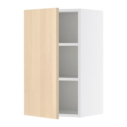 ikea faktum horizontal wall cabinet. Black Bedroom Furniture Sets. Home Design Ideas