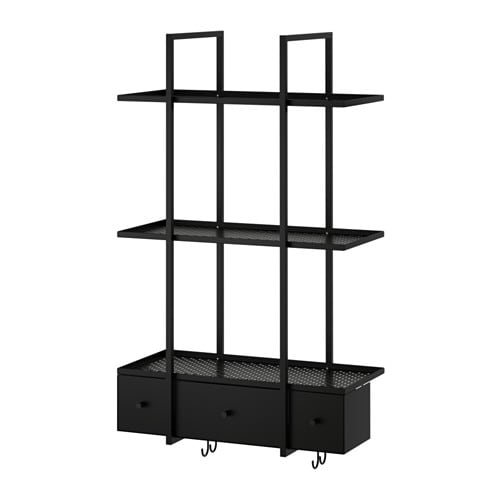 Falsterbo wall shelf ikea for Etagere murale cuisine ikea