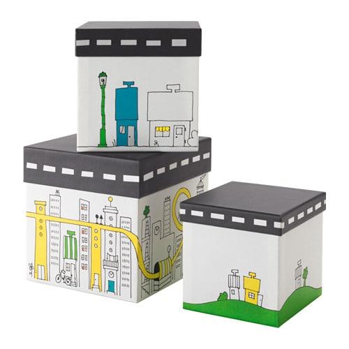 flyttbar box with lid ikea. Black Bedroom Furniture Sets. Home Design Ideas