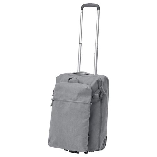 IKEA FÖRENKLA Cabin bag on wheels and backpack