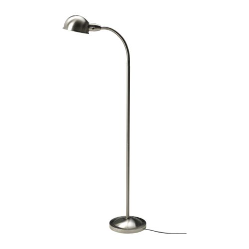 FORMAT Floor reading lamp IKEA Provides a directed light that is great