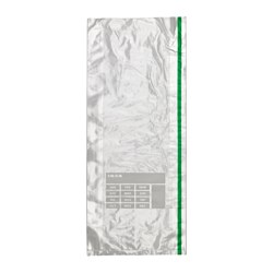 FÖRNYBAR freezer bag, green