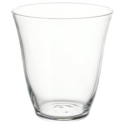 FRAMTRÄDA Glass, clear glass, 28 cl