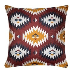 FRANSINE cushion cover, multicolour
