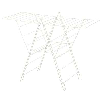 FROST Drying rack, in/outdoor, white