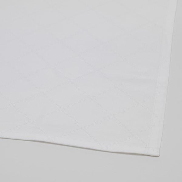 FULLKOMLIG Tablecloth, white, 145x240 cm