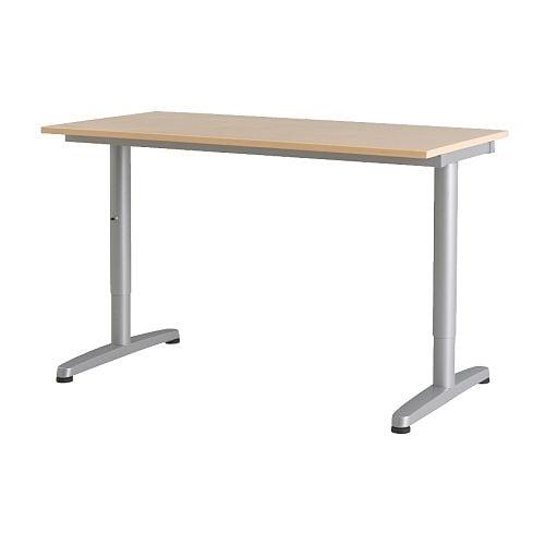 Ikea Gulliver Toddler Bed Review ~  Desks for stationary computers  GALANT BEKANT system Office desks