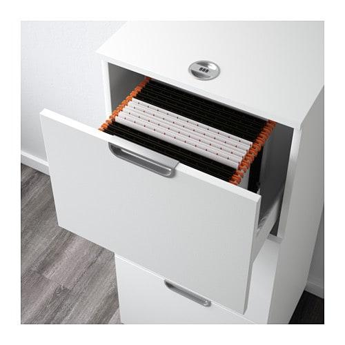 GALANT File Cabinet   White   IKEA