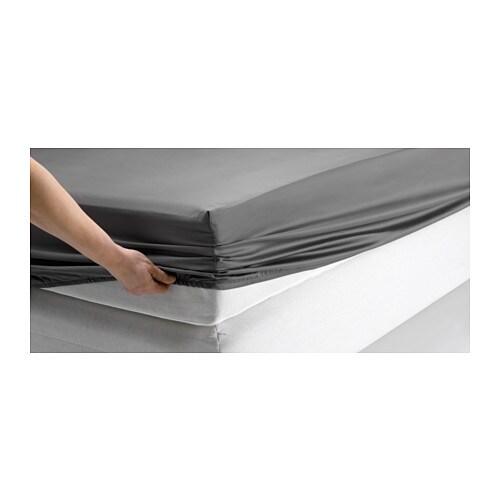 g spa fitted sheet 90x200 cm ikea. Black Bedroom Furniture Sets. Home Design Ideas