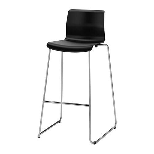 Glenn Bar Stool 77 Cm Ikea