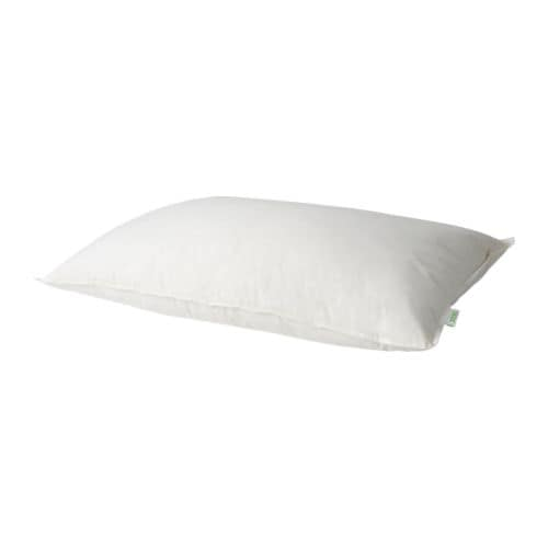 GOSA RAPS Pillow, stomach sleeper IKEA