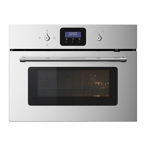 Gr nsl s microwave oven ikea for Who makes ikea microwaves