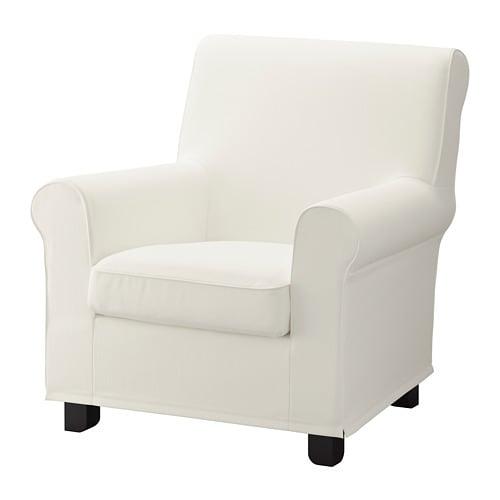 GRÖNLID Armchair - Inseros white - IKEA
