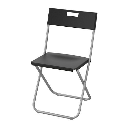 Gunde Folding Chair Ikea