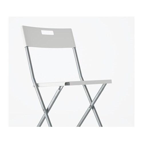 GUNDE Folding chair   IKEA. Folding Padded Chairs Ikea. Home Design Ideas