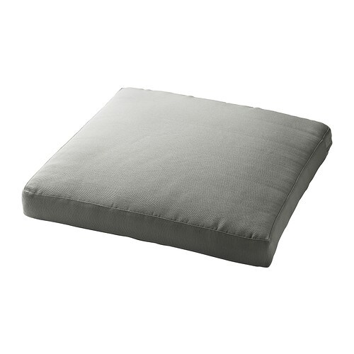 H 197 Ll 214 Seat Cushion Outdoor Ikea