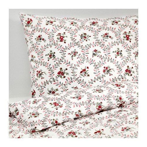 H llrot quilt cover and 2 pillowcases 150x200 50x80 cm for Housse duvet