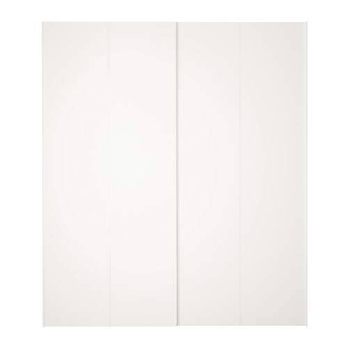 HASVIK Pair Of Sliding Doors IKEA Sliding Doors Allow More Room For