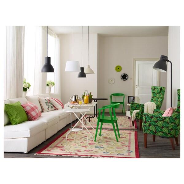 HEKTAR floor lamp dark grey 53 W 181 cm 31.5 cm 187 cm