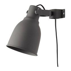 HEKTAR Wall/clamp spotlight $24.99
