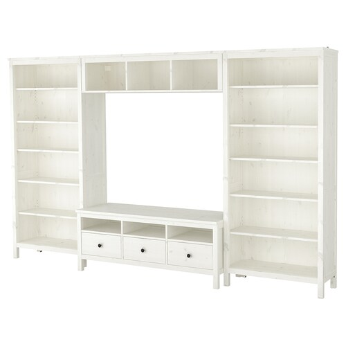 IKEA HEMNES Tv storage combination