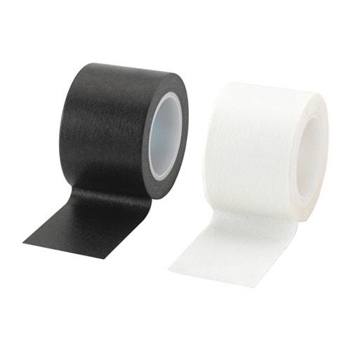 Hemsmak roll of tape ikea for Cassette ikea